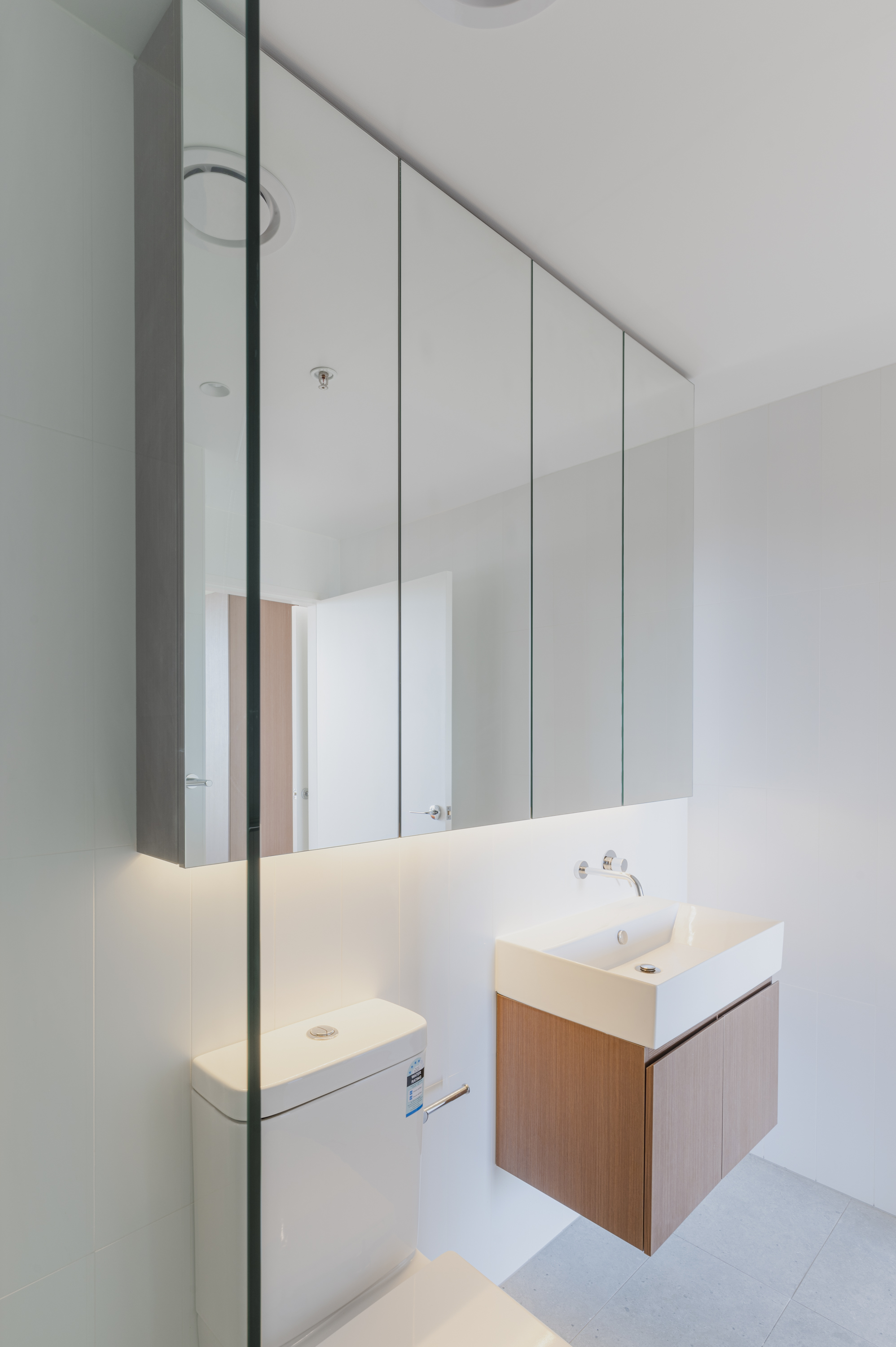 Mirrored Shaving Cabinets by Instyle Wardrobes
